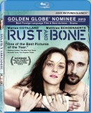 Rust and Bone Blu-ray cover art -- click to buy from Amazon.com