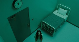 It's not the cursed tape, but this time-lapse hospital room camera footage of Samara Morgan (Daveigh Chase) is creepy in its own right.