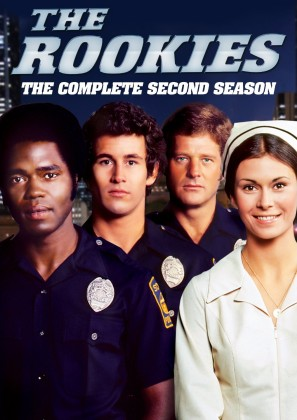 The Rookies: The Complete Second Season DVD cover art -- click to buy from Amazon.com