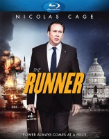 The Runner Blu-ray Disc cover art -- click to buy from Amazon.com