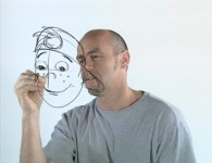 "Director Chuck Sheetz shows us how to draw Mikey in ""Animation Camp."""
