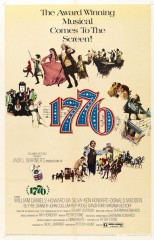 1776 (1972) movie poster