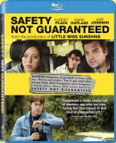Safety Not Guaranteed Blu-ray Disc cover art -- click to buy from Amazon.com