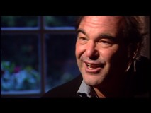 "Oliver Stone looks back at his third film in the 2001 documentary ""Into the Valley of Death"" and an audio commentary."