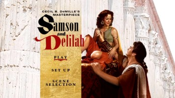 "After waiting 16 years for a DVD release, ""Samson and Delilah"" fans are asked to keep waiting for bonus features."
