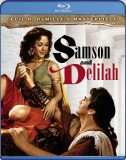 Samson and Delilah Blu-ray cover art -- click to buy from Amazon.com
