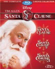The Santa Clause: The Complete 3-Movie Collection Blu-ray cover art -- click for larger view
