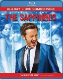 The Sapphires: Blu-ray Disc + DVD Combo Pack cover art -- click to buy from Amazon.com