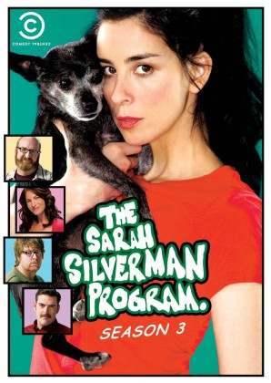 The Sarah Silverman Program.: Season 3 DVD cover art - click to buy from Amazon.com