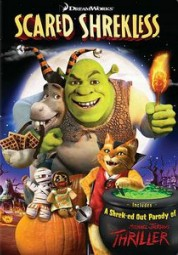 Scared Shrekless DVD cover art -- click to buy from Amazon.com