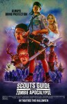 Scouts Guide to the Zombie Apocalypse (2015) movie poster