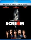 Scream 4 Blu-ray + DVD + Digital Copy cover art -- click for larger view