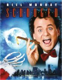 Scrooged Blu-ray cover art - click to buy from Amazon.com