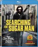 Searching for Sugar Man Blu-ray cover art -- click to buy from Amazon.com