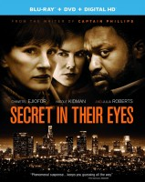 Secret in Their Eyes: Blu-ray + DVD + Digital HD combo pack cover art -- click to buy from Amazon.com
