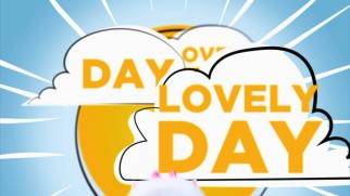 "Bill Withers' delightful 1977 song ""Lovely Day"", featured in the movie, gets an animated lyric video."