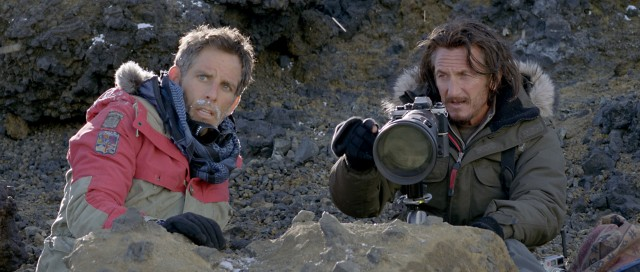 Walter Mitty (Ben Stiller) treks to the far corners of the Earth to find the famed photographer Sean O'Connell (Sean Penn).