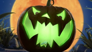 "Is this Pixie Preview ""Fright Light"" our first look at a Disney Fairies Halloween special? Maybe."
