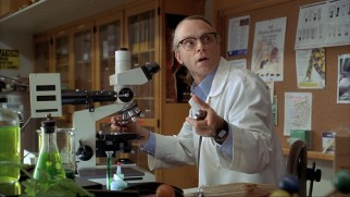 Academy Award nominee Brad Dourif plays Dr. Thomas Wheedon, the scientist behind Darryl's experimental drug trial.