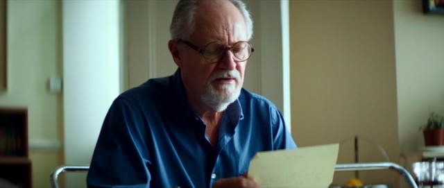 "Tony Webster (Jim Broadbent) gets a certified letter that takes him back in ""The Sense of an Ending."""