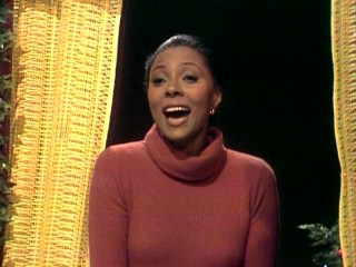 Star Leslie Uggams is happy when she's singing alone and bored when she's not.