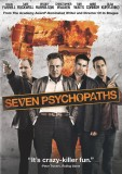 Seven Psychopaths DVD cover art -- click to buy from Amazon.com