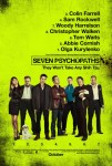Seven Psychopaths (2012) movie poster