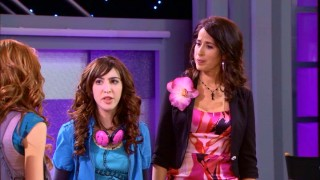 "Dina (Ainsley Bailey) finally stands up to her mother (Maggie Wheeler) in ""Twist It Up."""