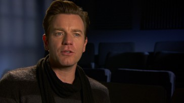 Ewan McGregor sets aside his old grudge with Danny Boyle to reflect on their first movie together in this 2012 interview.
