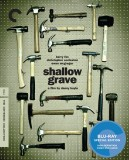 Shallow Grave: The Criterion Collection Blu-ray cover art -- click to buy from Amazon.com