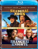 Shanghai Noon & Shanghai Knights: 2-Movie Collection Blu-ray cover art - click to buy from Amazon.com