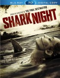 Shark Night: Blu-ray + Digital Copy cover art - click to buy from Amazon.com