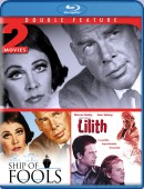 Ship of Fools & Lilith: Double Feature Blu-ray Disc cover art -- click to buy from Amazon.com