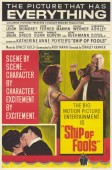 Ship of Fools (1965) movie poster