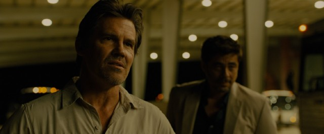 Matt Graver (Josh Brolin) is coy about the interdepartmental task force's missions and methods.