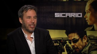 "Director Denis Villeneuve discusses making ""Sicario."""