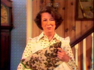 A little more than halfway into her 50-year acting career, a second-billed Mary Wickes plays the boys' fair housekeeper Zelda.