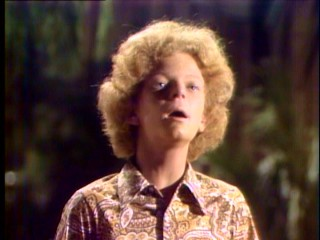 Johnny Whitaker concludes nearly every Season 1 episode with a tender song.