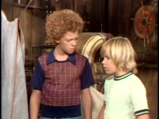 Johnny (Whitaker) and Scott (Kolden) spend most of their time covering for Sigmund and retrieving him from his abusive family.