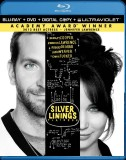 Silver Linings Playbook Blu-ray + DVD + Digital Copy + UltraViolet combo pack cover art -- click to buy from Amazon.com