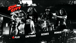Old Town hookers are the craziest on the Sin City: A Dame to Kill For main menu.