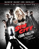 Sin City: A Dame to Kill For Blu-ray 3D + Blu-ray + DVD + Digital HD combo pack cover art -- click to buy from Amazon.com