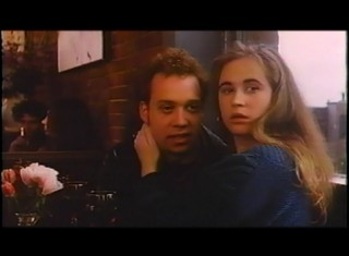 The gag reel shows us more of young Paul Giamatti playing a man whose public kissing session is disturbed.