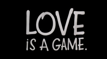 Love is a game, according to Singles' original theatrical trailer.