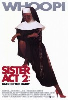 Sister Act 2: Back in the Habit (1993) movie poster
