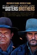 The Sisters Brothers (2018) movie poster