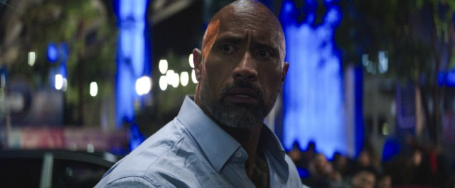 "When the tallest building in the world catches fire, obviously Dwayne Johnson is the man to save it in Rawson Marshall Thurber's ""Skyscraper."""