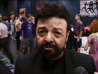 "Jerry Deloney is among the non-actors reunited at the Austin Film Society's 10th anniversary ""Slacker"" celebration in 2001."