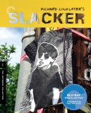 Slacker: The Criterion Collection Blu-ray Disc cover art -- click to buy from Amazon.com