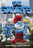 The Smurfs (2011) DVD cover art -- click to buy from Amazon.com